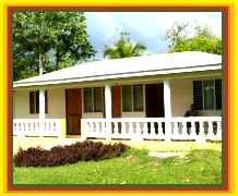 Jamaica: holiday guesthouse
